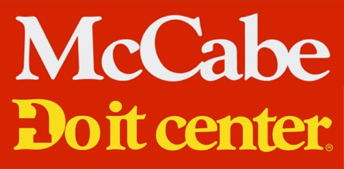 McCabe Do it Center