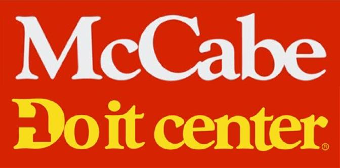 McCabe Do it Center