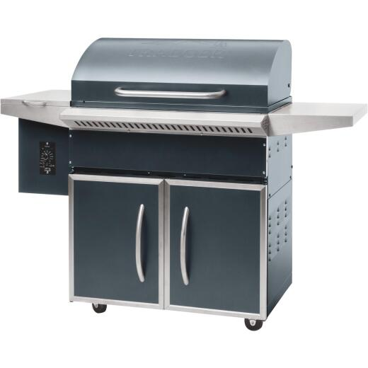 Traeger Select Pro Blue 36,000-BTU 806 Sq. In. Wood Pellet Grill
